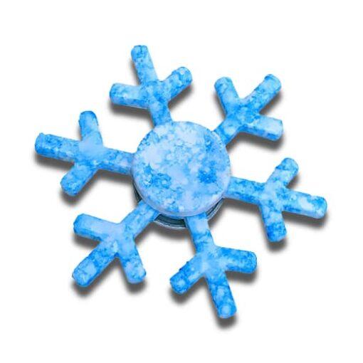 hand spinner flocon de neige