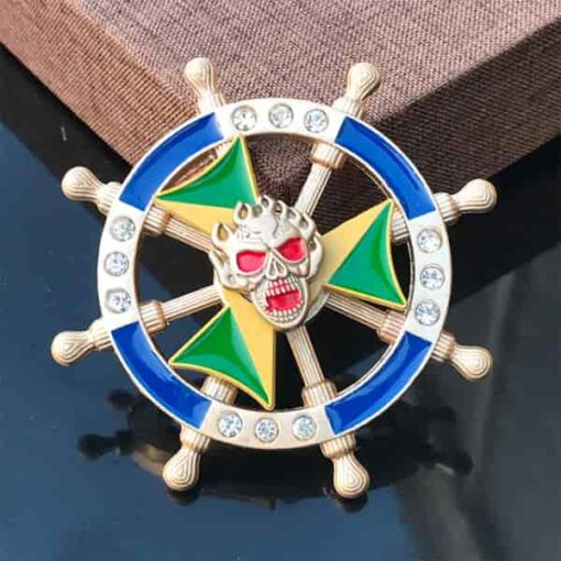 hand spinner pirate