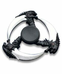 hand spinner shuriken samourai