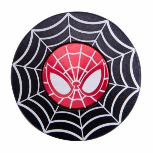 hand spinner spiderman noir