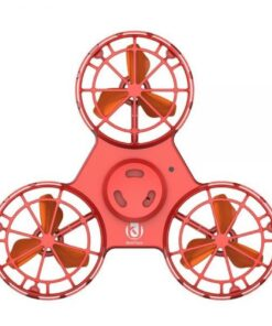 hand spinner volant drone rouge