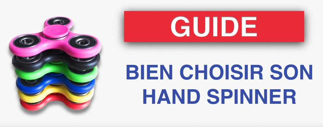 guide achat hand spinner