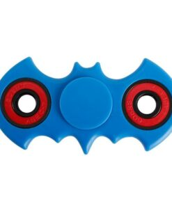 hand spinner batman bleu