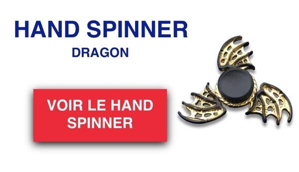 hand spinner dragon