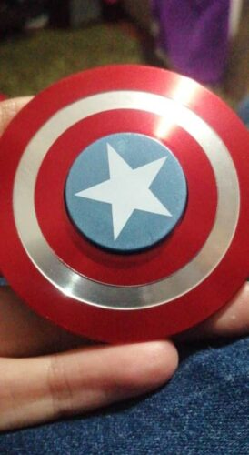 Hand Spinner America photo review